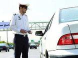 توقیف خودروهایی که از شانه خاکی جادهها تردد کنند