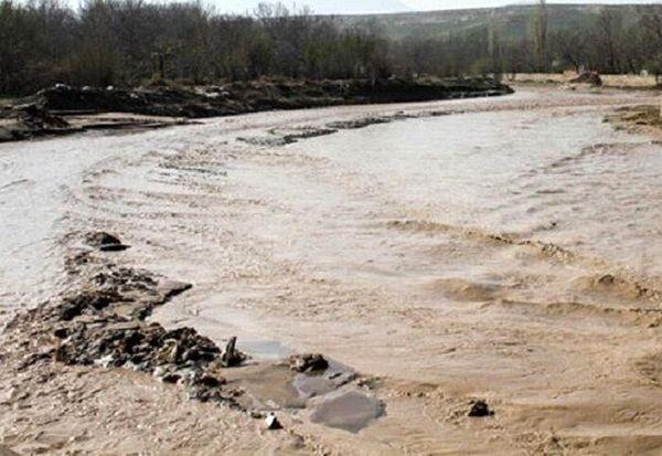 سیلاب در شهرستان ریگان 3میلیارد ریال خسارت وارد کرد
