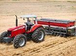 افزایش ۵۰ درصدی توزیع تراکتور در بخش کشاورزی
