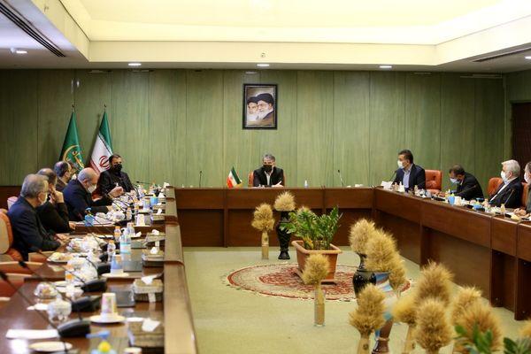 اولین نشست شورای مدیران وزارت جهاد کشاورزی در دولت سیزدهم برگزار شد