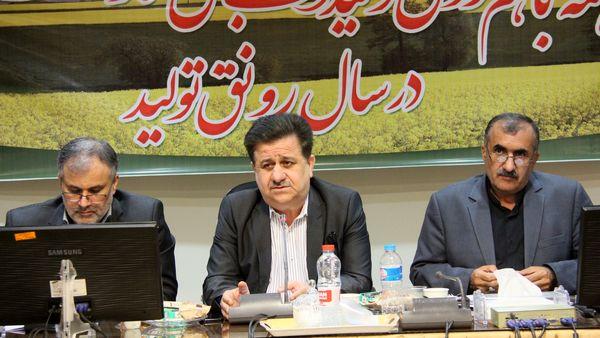 افزایش 67 درصدی ضریب بیمه محصولات کشاورزی در استان خوزستان