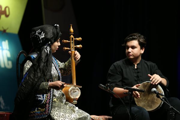 روز لُرها در جشنواره ملی موسیقی جوان