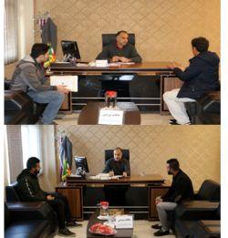 رئیس سازمان جهاد کشاورزی استان مرکزی در ملاقات مردمی به مشکلات 20 نفر رسیدگی کرد
