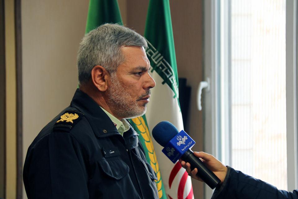 آغاز فعالیت یگان حفاظت سازمان امور اراضی کشور
