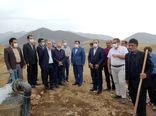 افتتاح طرح آبیاری کم فشار به مساحت 47 هکتار در روستای چینی بولاغ بستان آباد