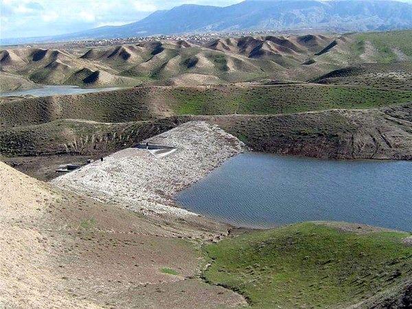 اجرای عملیات آبخیزداری و آبخوانداری در ۱.۵ میلیون هکتار از اراضی کشور