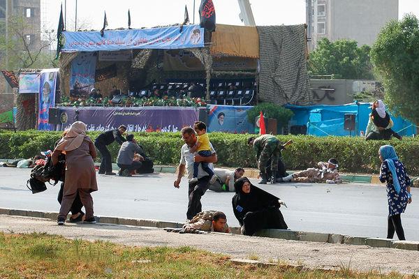 گروه تروریستی الاحوازیه مسئول حمله اهواز