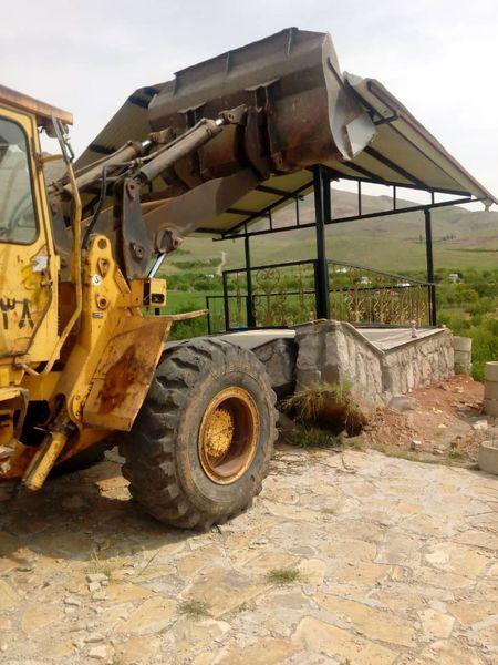 ۳۰ هزار متر مربع از اراضی کشاورزی قزوین آزادسازی شد 
