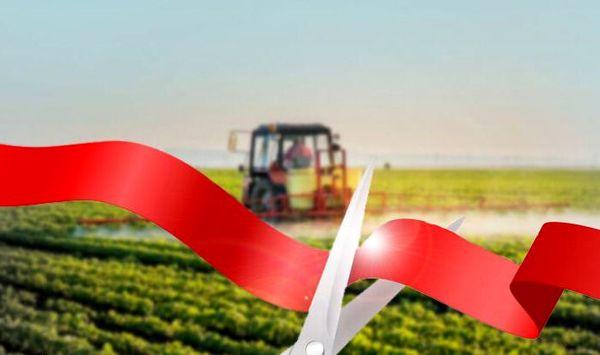 ۴۲ طرح کشاورزی در مریوان و کامیاران به بهرهبرداری رسید