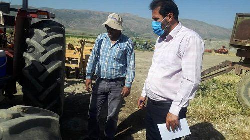 ممنوعیت فروش ماشینهای کشاورزی تخصیصی به کشاورزان شیراز