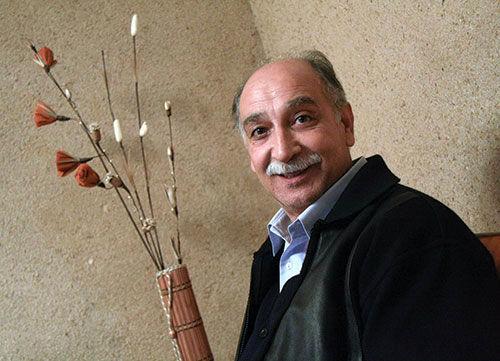 محمود پاک نیت به آی فیلم می آید
