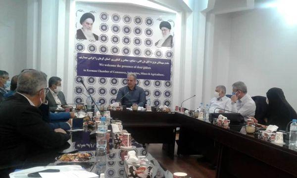در نشست مجمع نمایندگان استان کرمان با وزیر جهاد کشاورزی چه گذشت؟