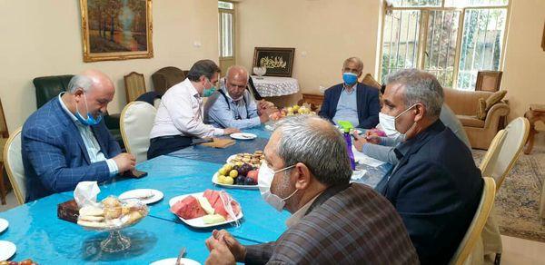 بررسی مشکلات دامداران پاکدشت با حضور نماینده مجلس شورای اسلامی