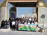 برگزاری همایش پیاده روی خانوادگی کارکنان جهاد کشاورزی و ادای احترام به شهدای گمنام