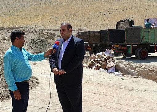 معدوم سازی 8.5 تن تخم مرغ فاسد در آذرشهر