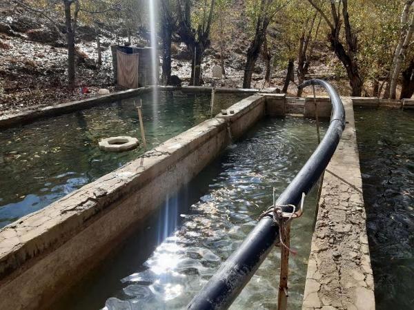 ساماندهی واحدهای غیر مجاز پرورش ماهی در شهرستان دماوند
