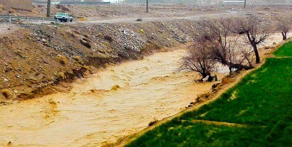 هشدار مدیریت بحران نسبت به سیلابی شدن مسیلها