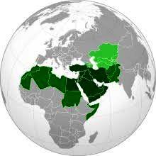 شاخههای سبز  جای گلولههای سرخِ خاورمیانه