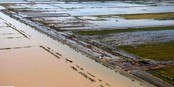 26میلیارد ریال غرامت سیل به کشاورزان شهرستان کیار پرداخت شد