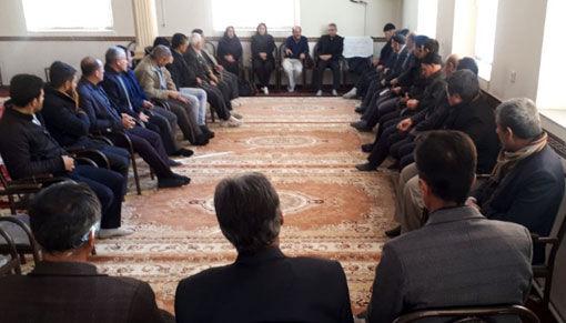 برگزاری کلاس آموزشی و ترویجی مبارزه با جوندگان مضر در شهرستان سراب