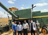 تعداد 262 دستگاه کمباین برداشت غلات درشهرستان هشترود مورد معاینه فنی و کنترل ضایعات قرار گرفت