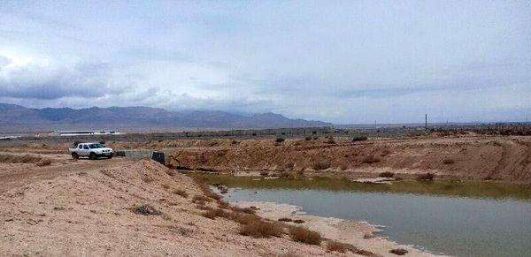 پنج میلیون مترمکعب آب در بندهای خاکی کاشان ذخیره شد