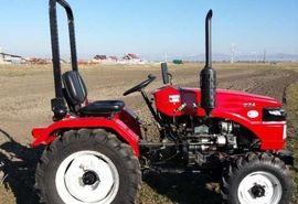 خراسان شمالی ۳۱۰ میلیارد ریال تسهیلات مکانیزاسیون کشاورزی جذب کرد