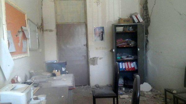 شرایط مراکز آموزشی مناطق زلزلهزده خطرناک است