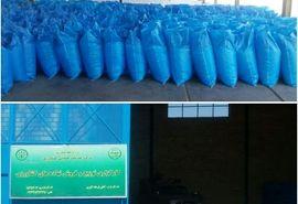 توزیع 500 تن کود اوره در شهرستان بن