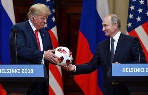 یک توپ فوتبال