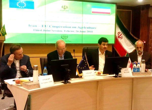 توافق بر تسهیل تجارت و ارتقای صادرات محصولا کشاورزی