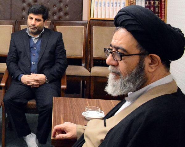 انتصاب فتحی به عنوان عضو اصلی بزرگداشت ایام الله دهه فجر انقلاب اسلامی استان