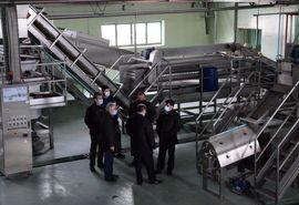 واحدهای تولیدی راکد در بخش صنایع تبدیلی و غذایی استان آذربایجان شرقی احیا میشوند