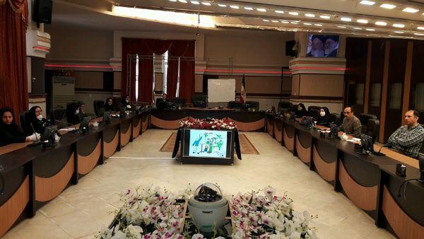 هشتمین جلسه کار گروه استانی پروژه SIDA در سازمان جهاد کشاورزی استان قزوین برگزار شد